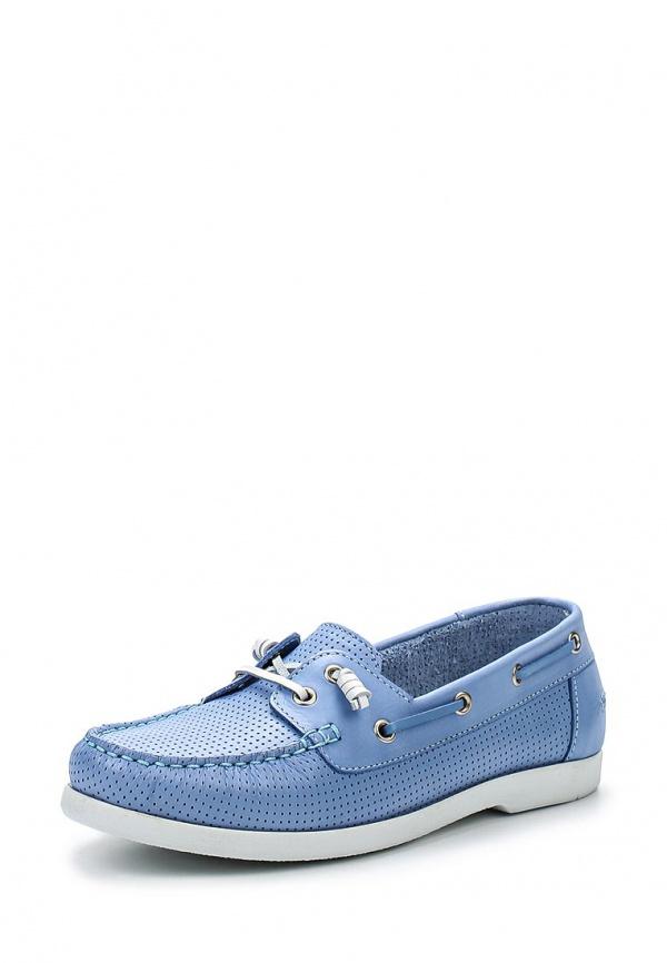 Топсайдеры Bronx 65305-C-71 голубые