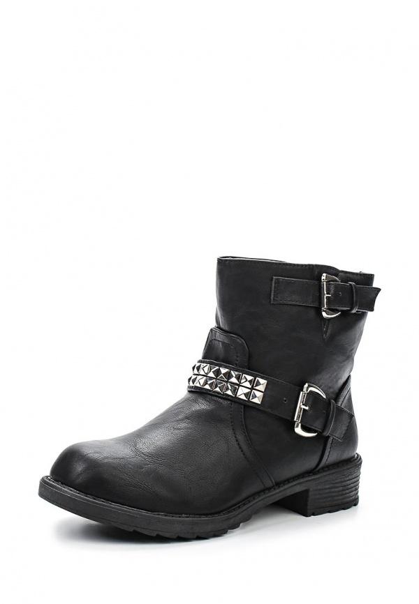 Ботинки Koton 5KAL20055AA чёрные
