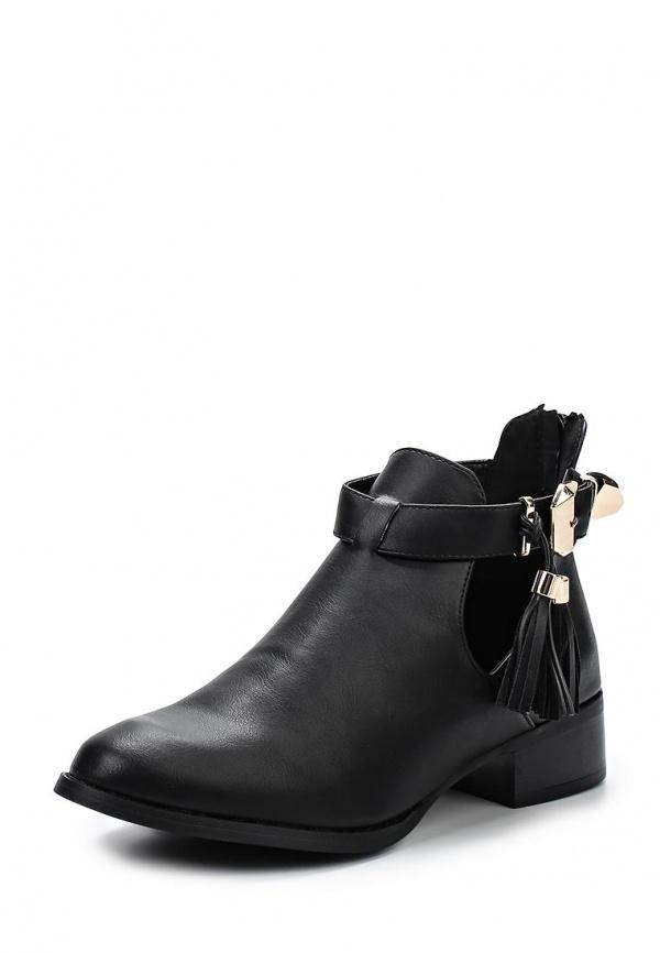 Ботинки Koton 5KAK20028AA чёрные