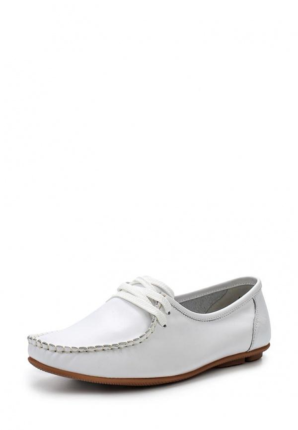 Ботинки SHOIBERG 420-06-1-10 белые