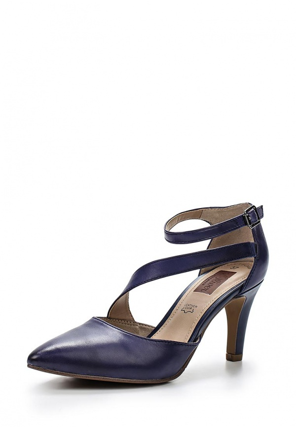 Туфли s.Oliver 5-5-24404-24 синие