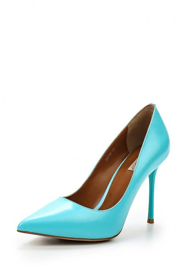 Туфли Vitacci 59785 голубые