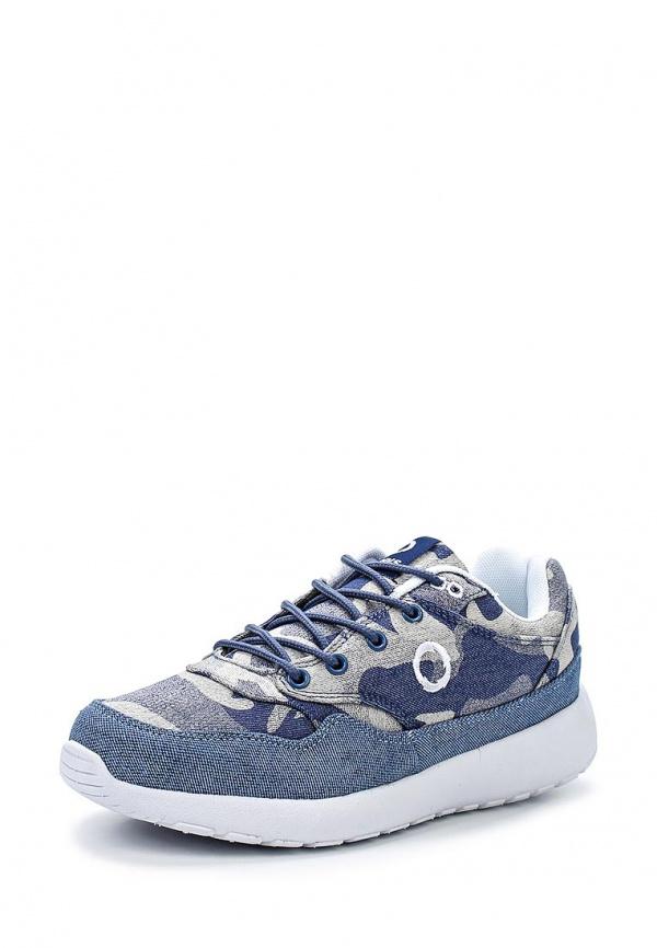 Кроссовки TORDIS 630-04-02-12 синие