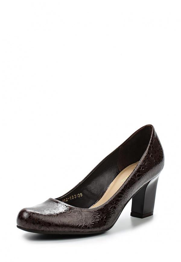 Туфли Indiana 5723-212-183 коричневые
