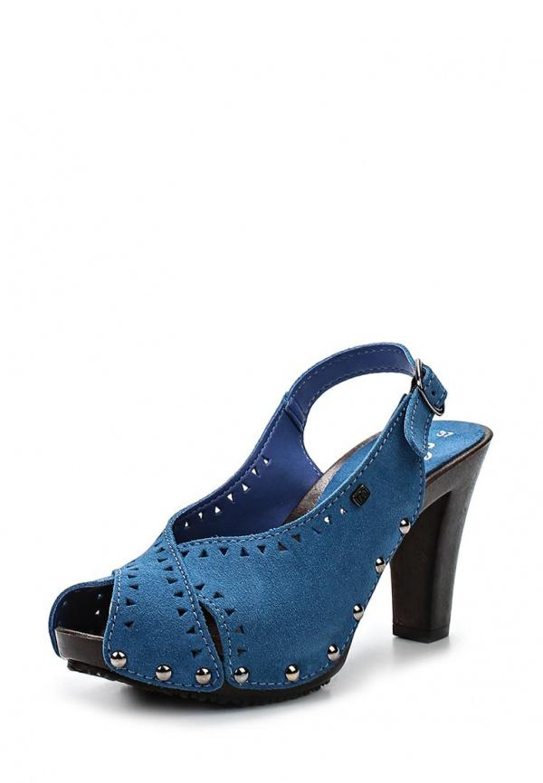 Босоножки s.Oliver 5-5-28337-24 голубые