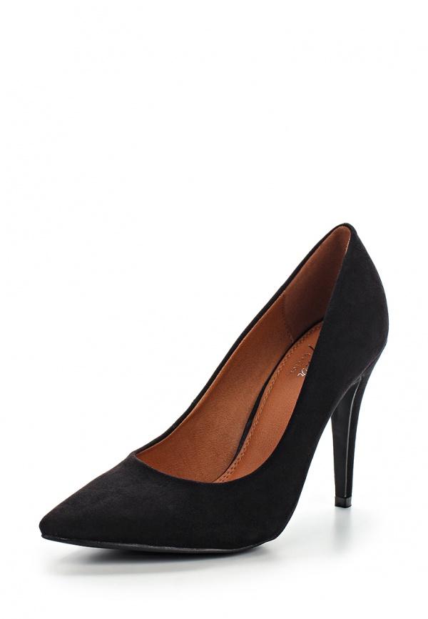Туфли Spurr SBFSS1401 чёрные
