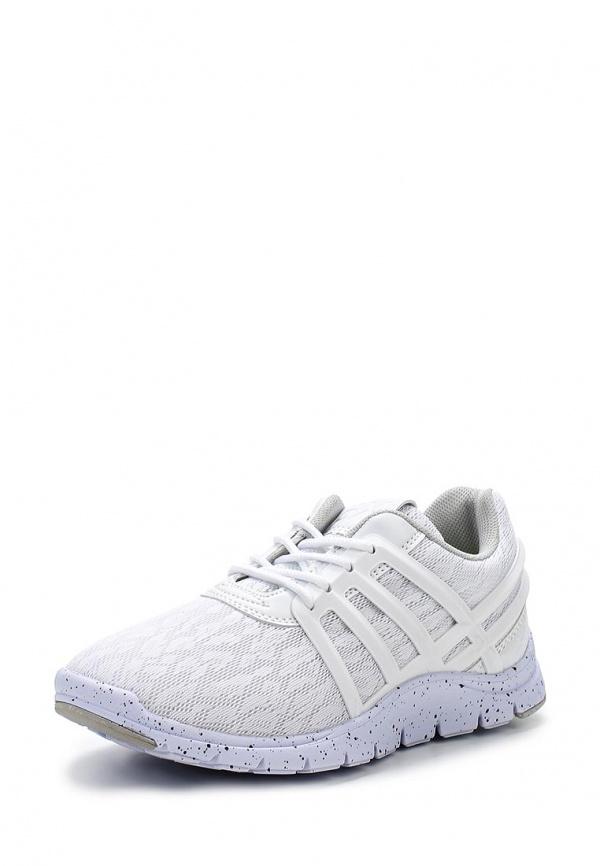 Кроссовки Bronx 65308-F-04 белые