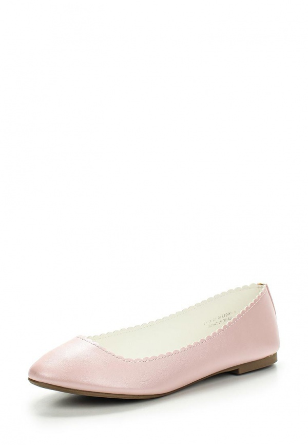 Балетки Dorothy Perkins 19924314 розовые