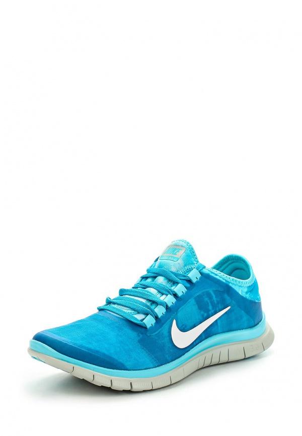 Кроссовки Nike 684797-400 голубые