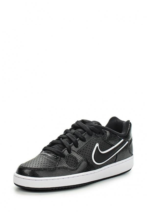 Кроссовки Nike 616302-011 чёрные