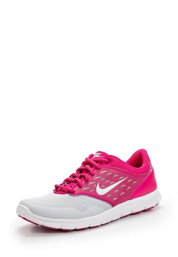 Кроссовки Nike 677136-006 белые, розовые