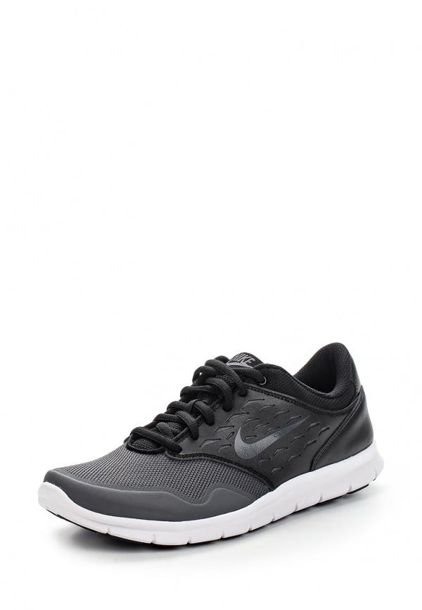 Кроссовки Nike 677136-090 серые, чёрные