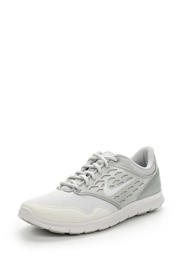 Кроссовки Nike 677136-110 белые, серые