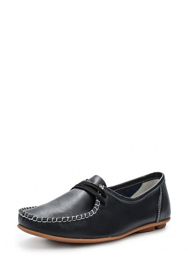 Ботинки SHOIBERG 403-77-02-16 синие