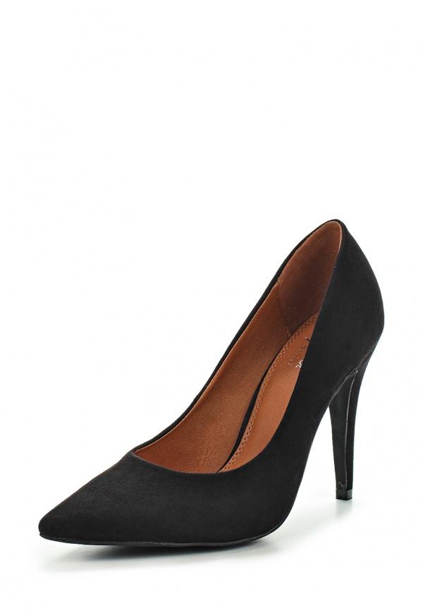 Туфли Spurr SBFSS1409 чёрные