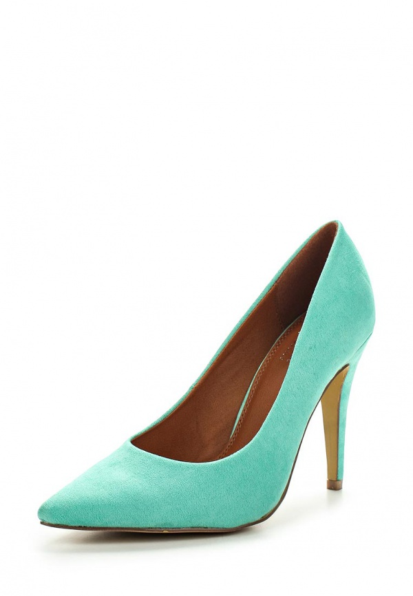 Туфли Spurr SBFSS1409 зеленые