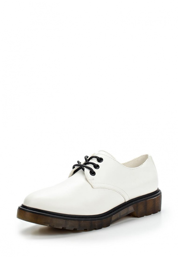 Туфли Topshop 42F02HWHT белые
