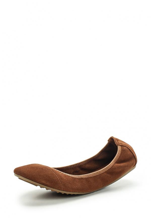 Балетки Betsy 957496/01-04 коричневые