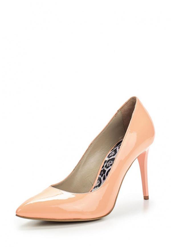 Туфли Just Cavalli S13WL0089N08155180 розовые