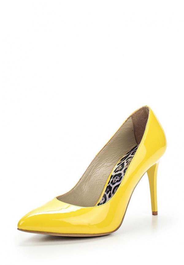 Туфли Just Cavalli S13WL0089N08155679 жёлтые