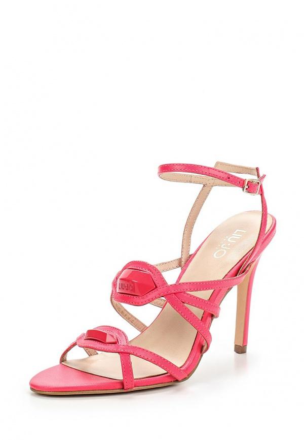 Босоножки Liu Jo S15091P009681755 розовые