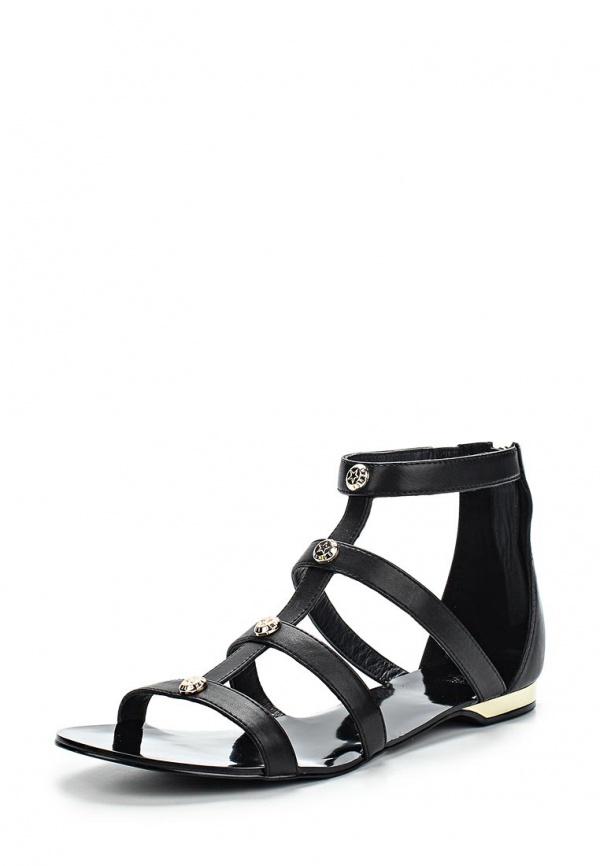 Сандалии Versace Jeans E0VLBS02 чёрные