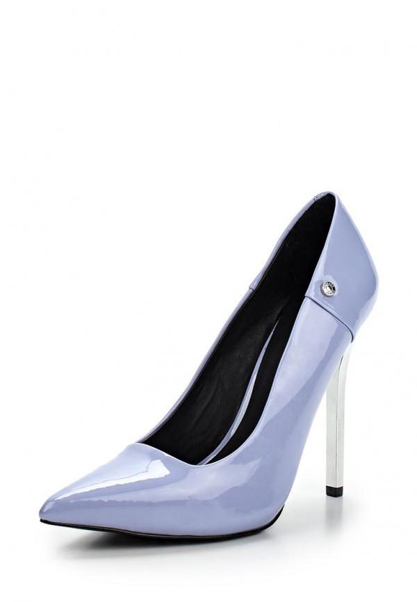 Туфли Versace Jeans E0VLBS11 фиолетовые