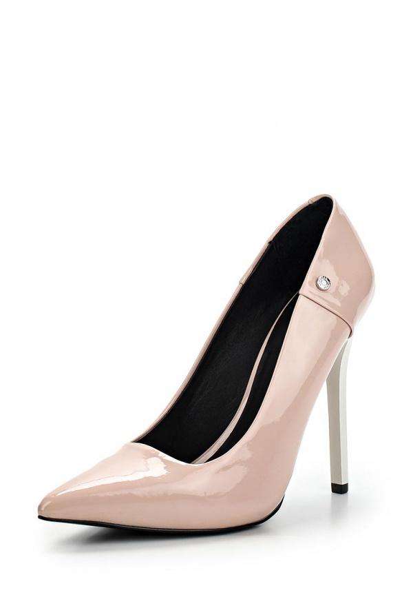 Туфли Versace Jeans E0VLBS11 бежевые