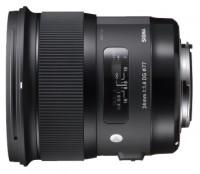 Sigma AF 24mm f/1.4 DG HSM Canon EF