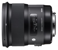 Sigma AF 24mm f/1.4 DG HSM Nikon F