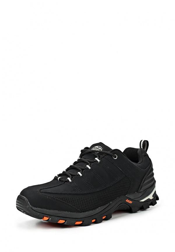 Ботинки Ascot SH 2681-01 STALKER чёрные