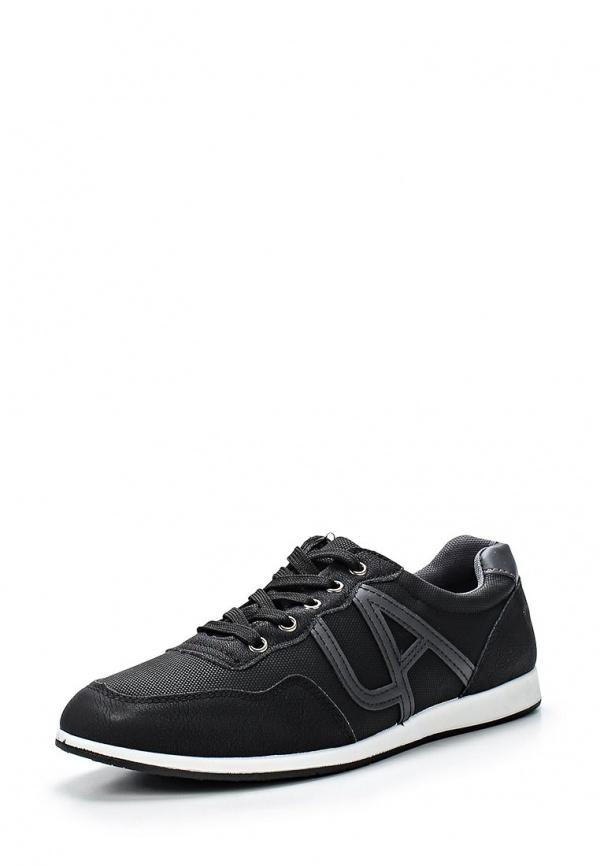 Кроссовки WS Shoes E8770-1 чёрные