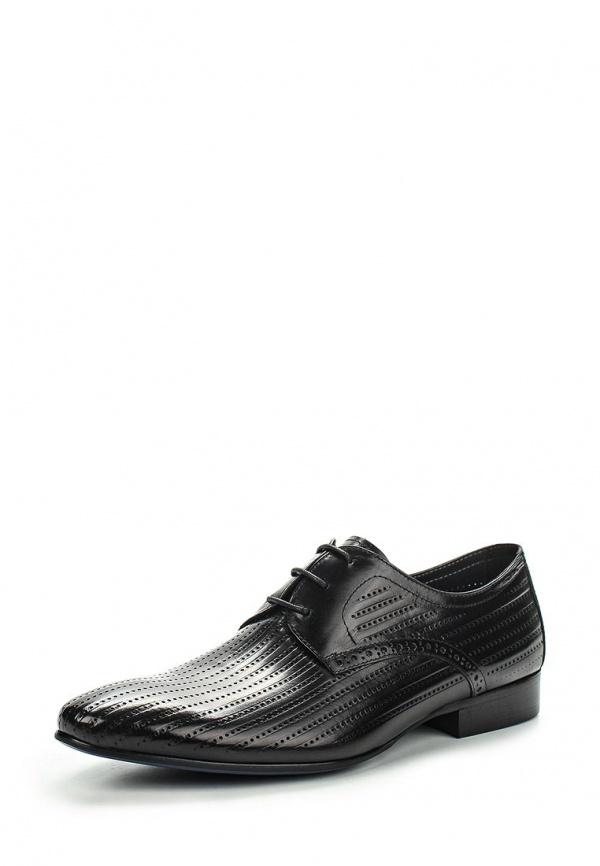 Туфли Vera Victoria Vito 3-522-1-LUX чёрные