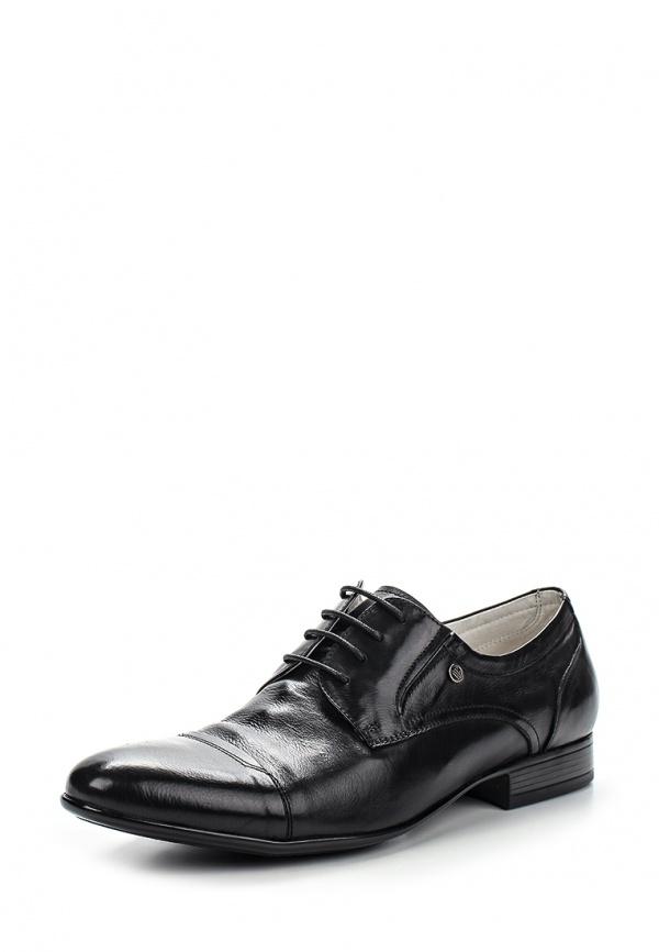 Туфли Vera Victoria Vito 12-500-1 чёрные