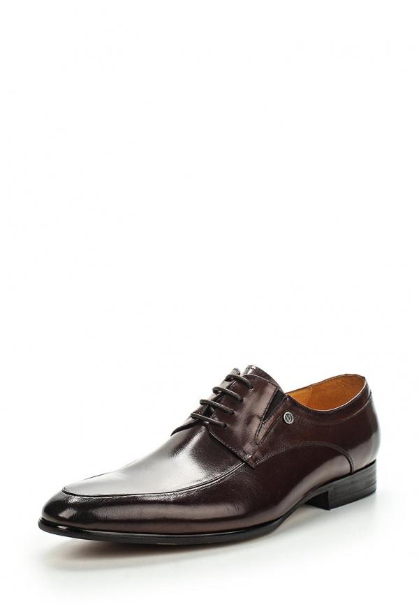 Туфли Vera Victoria Vito 3-64-6 коричневые