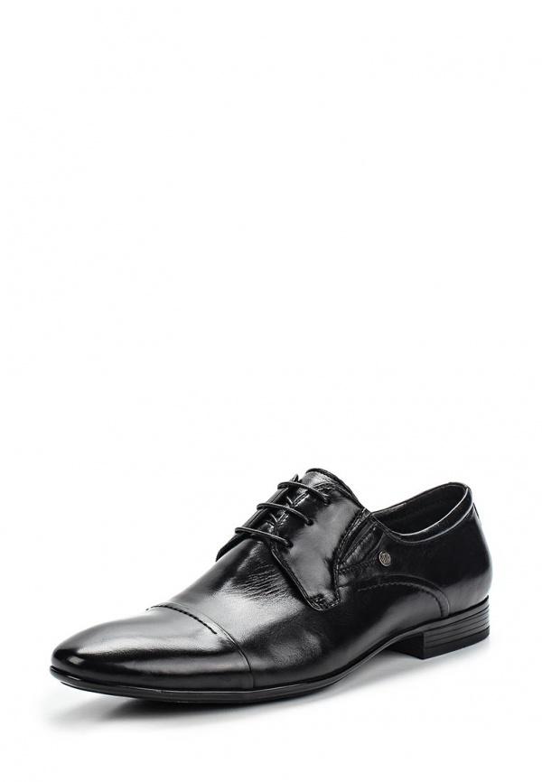 Туфли Vera Victoria Vito 8-5051-1 чёрные
