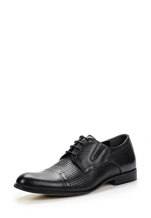 Туфли Vera Victoria Vito 5-321-1-LUX чёрные