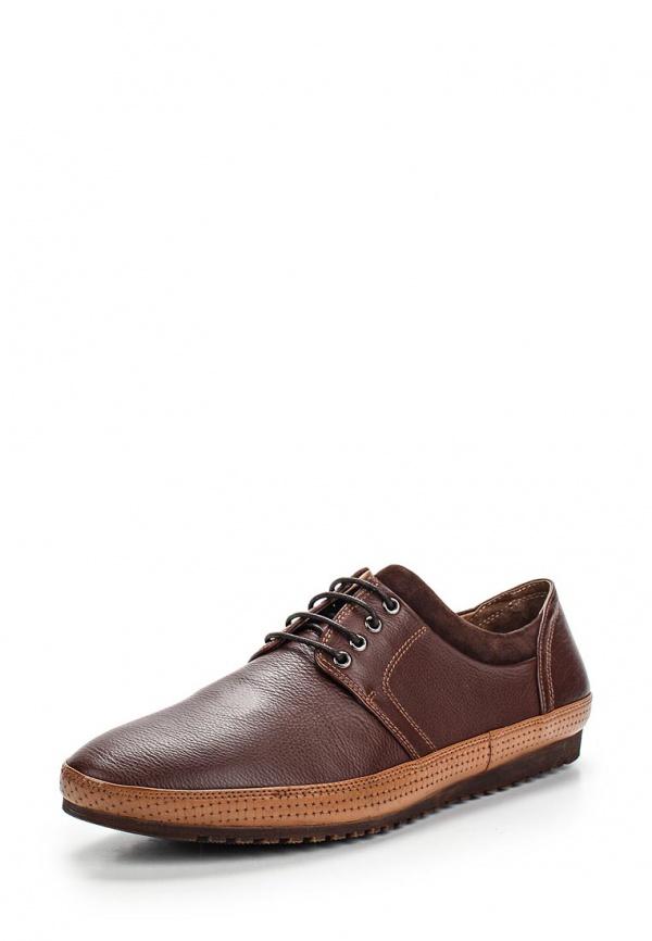 Ботинки Vera Victoria Vito 10-501-6 коричневые