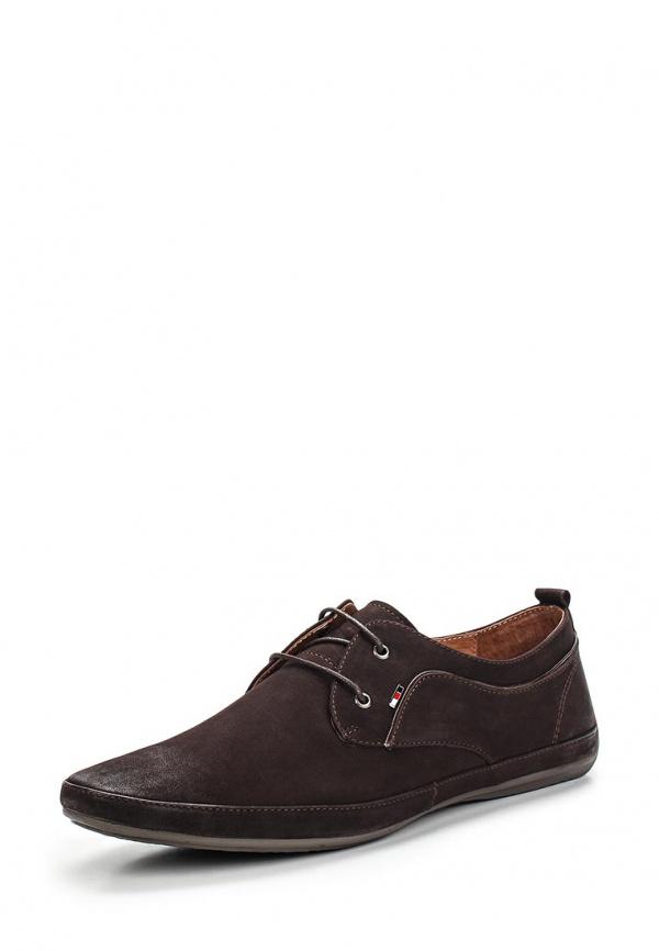 Туфли Dali 27-302-2-1-3 коричневые
