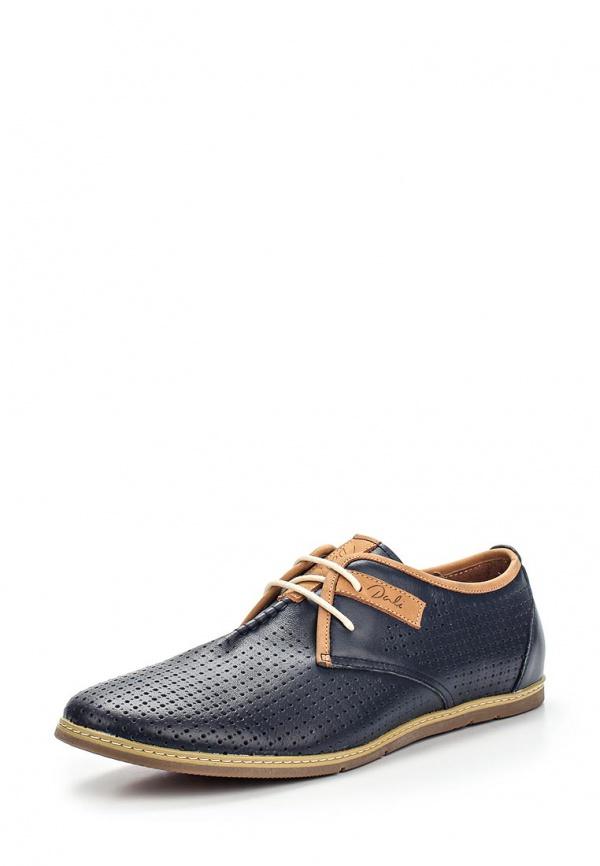 Туфли Dali 27-204-16-1-3 бежевые, синие