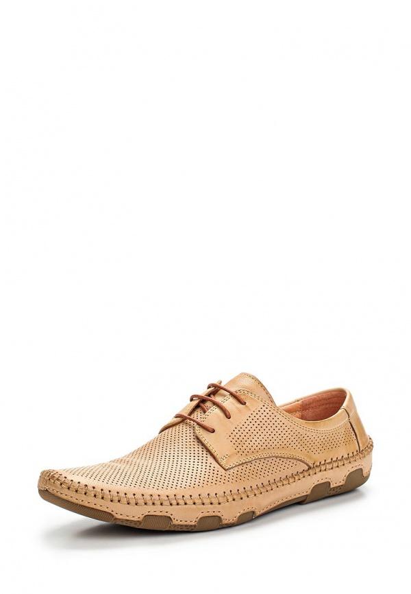 Туфли Dali 23-607-4-1-3 бежевые