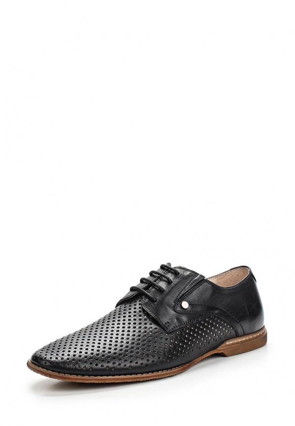 Туфли Dali 270-202-1-1-3 чёрные