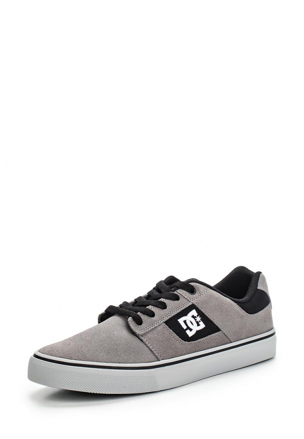 Кеды DC Shoes 320096 серые