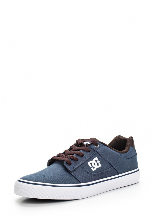 Кеды DC Shoes 320098 синие
