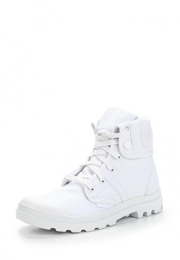 Ботинки Palladium 2478 белые
