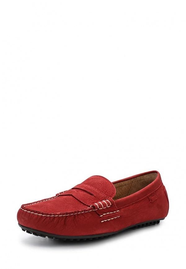 Мокасины Polo Ralph Lauren RL2089RF014A6012 красные