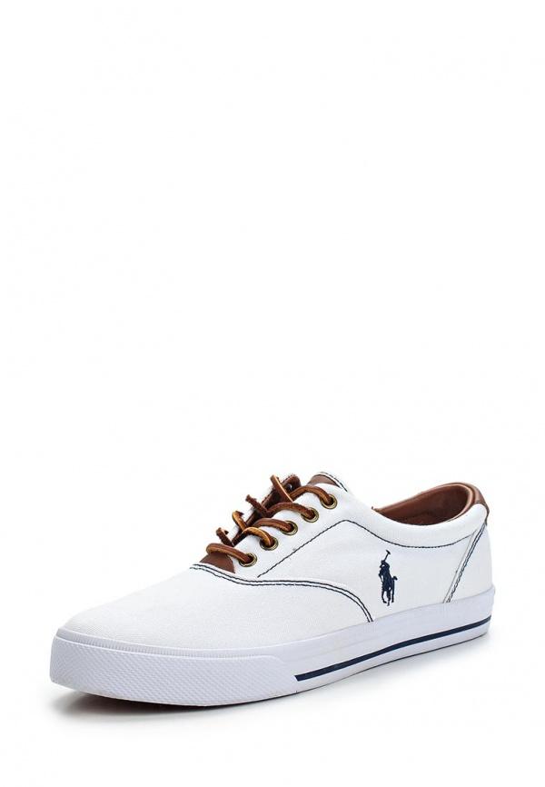 Кеды Polo Ralph Lauren RL0222C1518A1000 белые