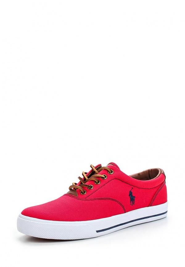 Кеды Polo Ralph Lauren RL0222C1518A6012 красные