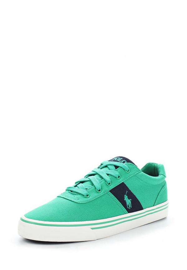 Кеды Polo Ralph Lauren RL2043BDSLQW3ASQ зеленые