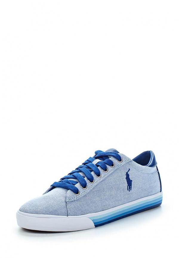 Кеды Polo Ralph Lauren RL2059C4614A4001 синие